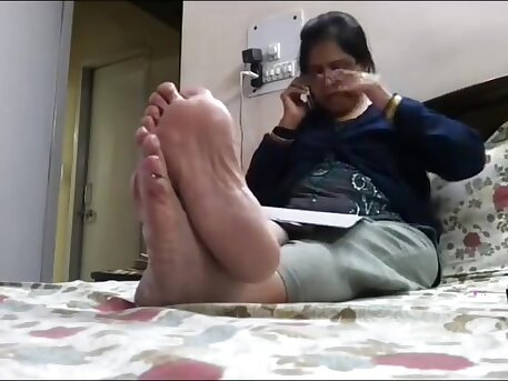 Feet of Mature Indian GODDESS 6