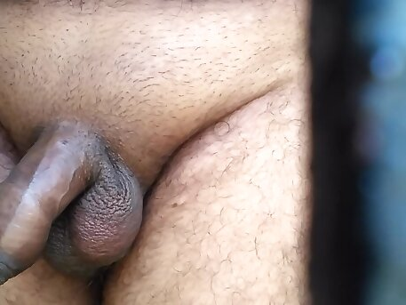 NAKED BOY FLASHING BIG DICK AND COCK PINK SEXY DICK HEAD